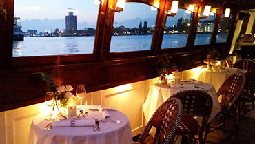 Dinner Cruise in Amsterdam